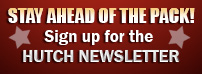Sign Up for the Hutch Newsletter!