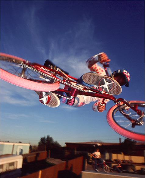 Hutch Hi Performance Bmx Bicycles